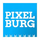 PIXELBURG logo