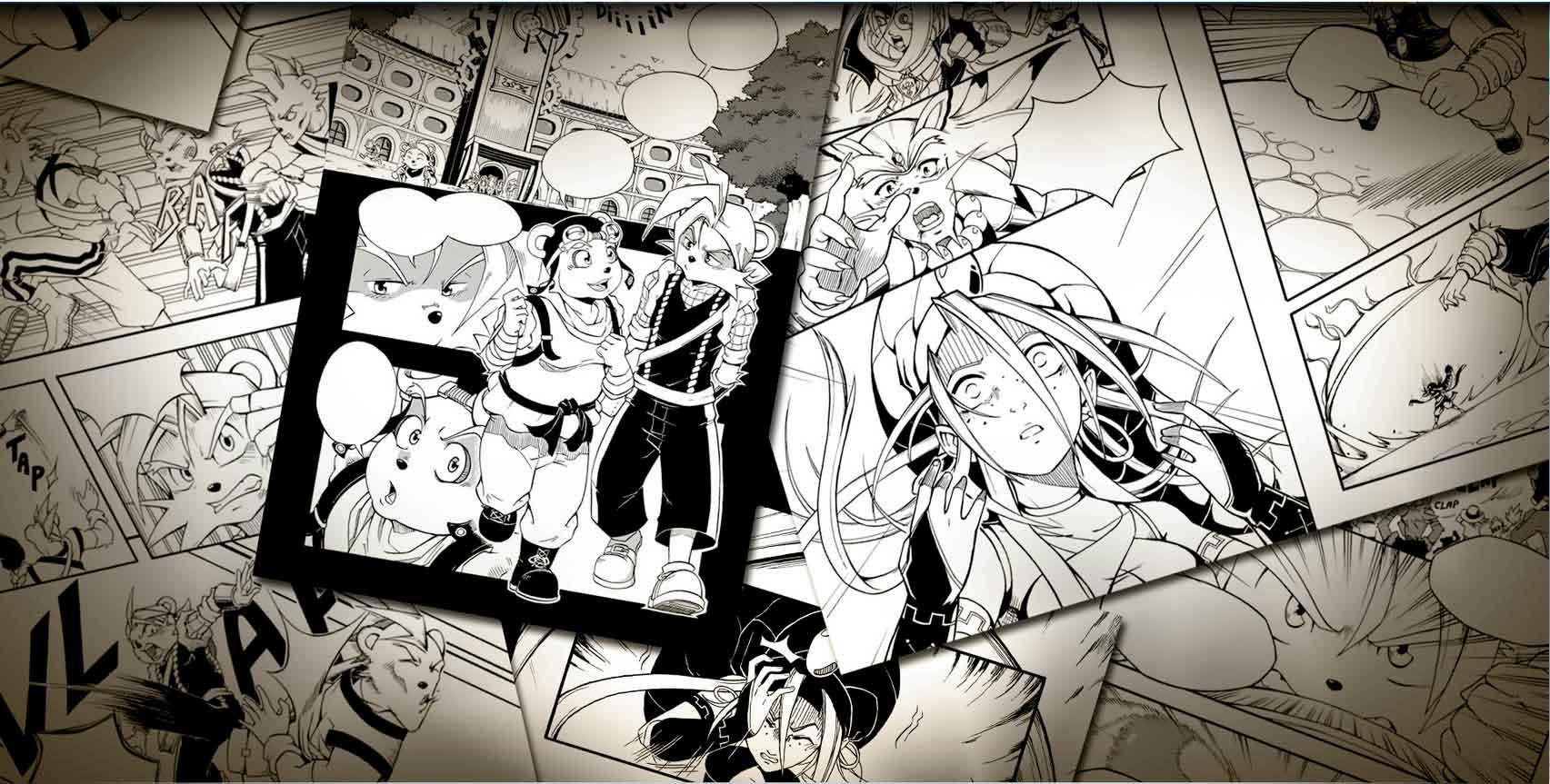 Shiness-Manga